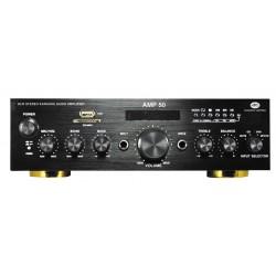 Amplificador AMP 50 MP3 FM ACOUSTIC CONTROL