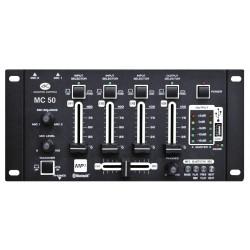 Mesa de mezclas con Bluetooth MC 50 ACOUSTIC CONTROL