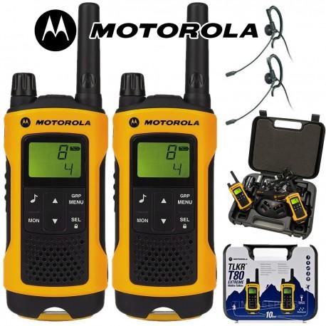 Walkie-Talkie Motorola TLKR T80 Extreme
