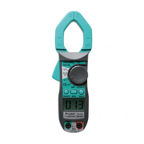 Pinza amperimétrica PROSKIT MT-3102
