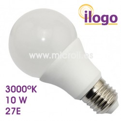 Bombilla LED Blanco Cálido 900LM 10W