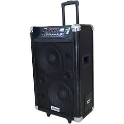 Altavoz portátil bluetooth JETRAD PA1010