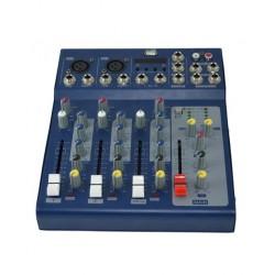 Mesa de mezclas LIVE 4 USB ACOUSTIC CONTROL