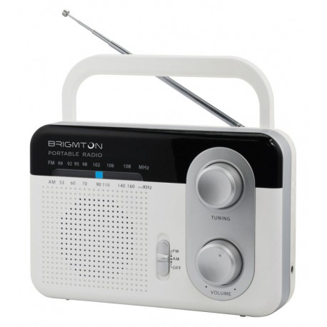 Radio AM/FM Brigmton BT-250-B