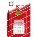 Protoboard BP016 - Bandeja de pruebas 170 puntos, blanco