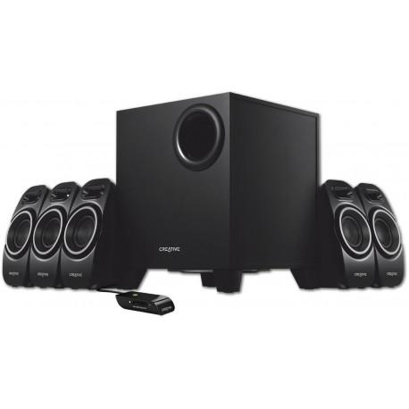 Creative A550 - Sistema de sonido 5.1