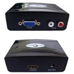 Conversor VGA a HDMI
