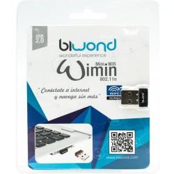 Adaptador USB Wifi Biwond 150Mbps