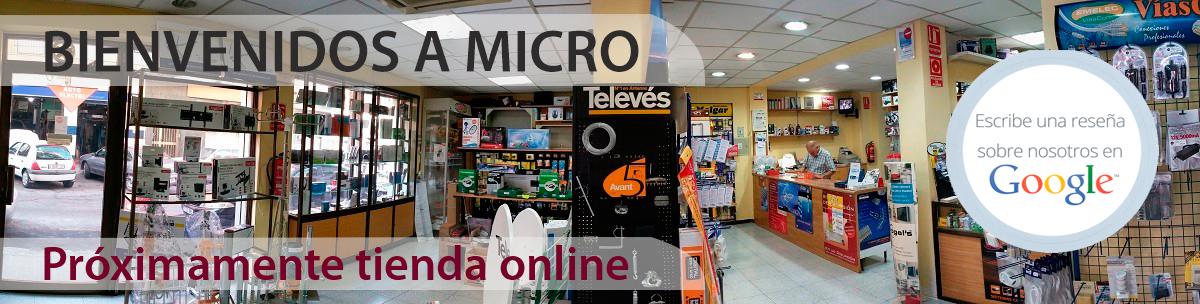 Bienvenidos a Micro