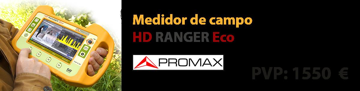 Medidor de Campo HD Ranger ECO